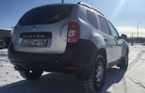 Renault Duster, 2013